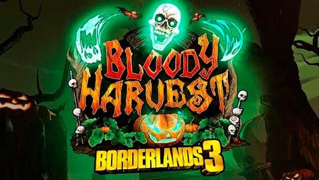 Nuevos detalles de Bloody Harvest, el evento de Halloween de Borderlands 3 para esta semana 1