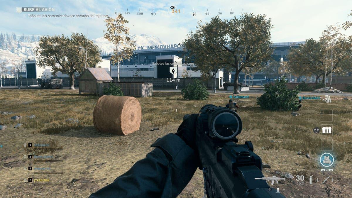 Xbox One X ofrece el mejor rendimiento en el multijugador de Call of Duty: Modern Warfare