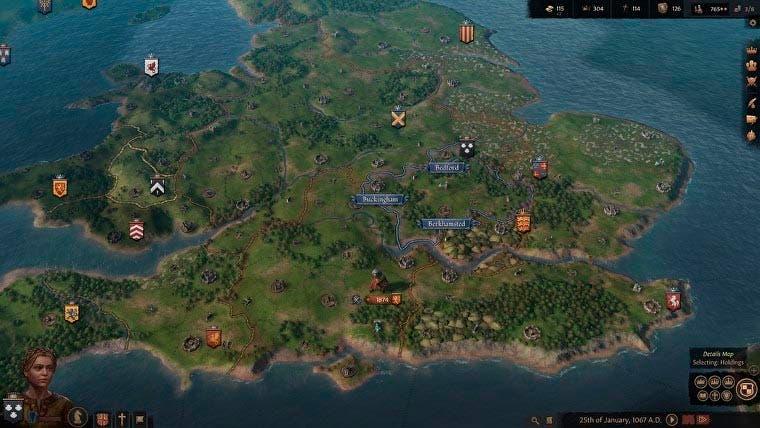 Las opciones de estilo de vida en Crusader Kings 3 ofrecerá una gran cantidad de opciones para el jugador 2