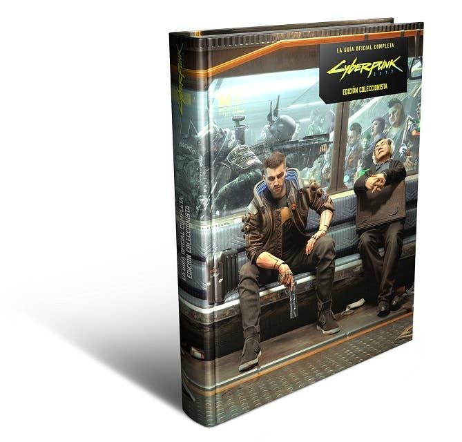 Primeros detalles de la guía de estrategia oficial de Cyberpunk 2077 2