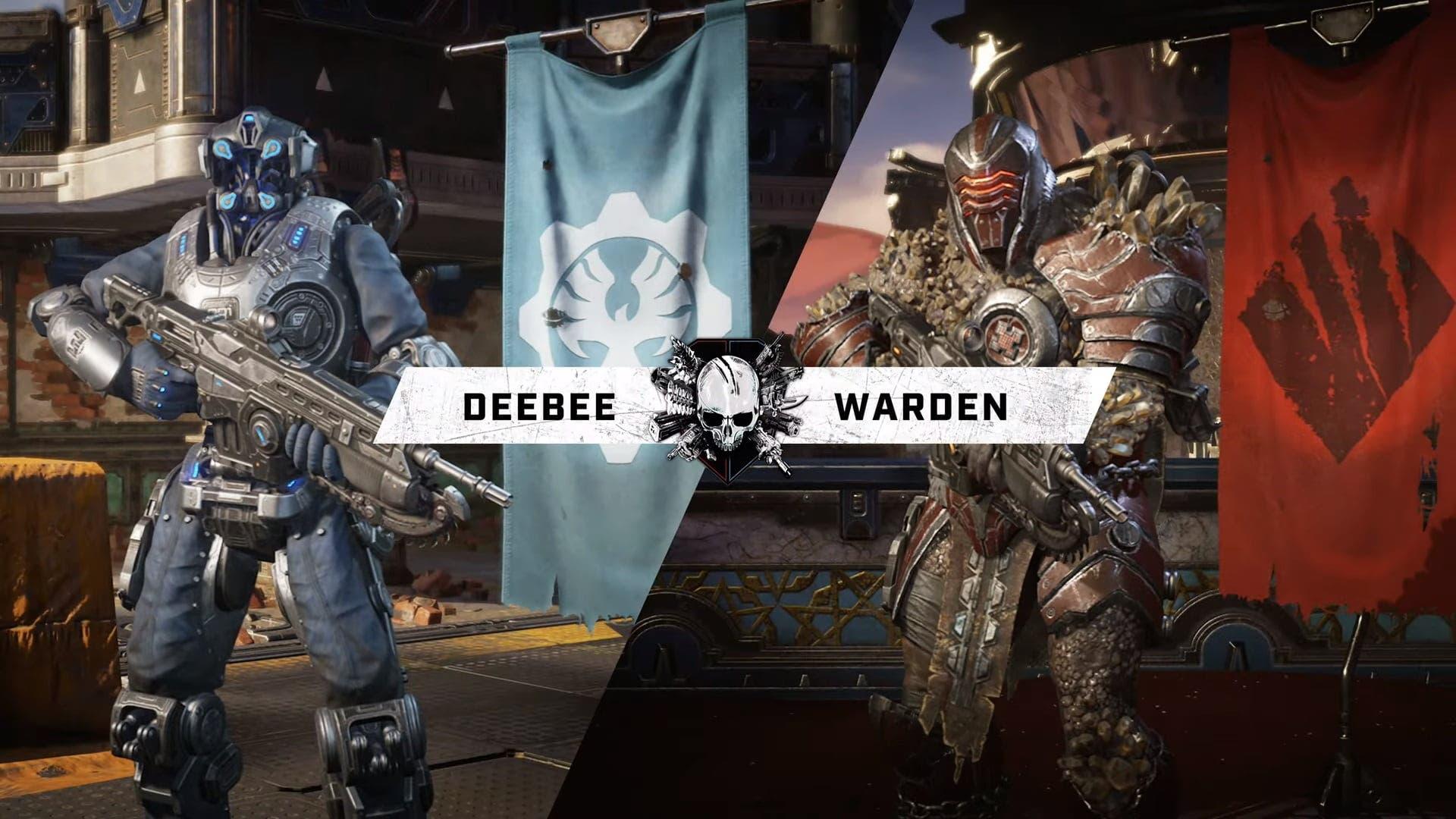 Estos son los personajes de la Operación 1 de Gears 5 3