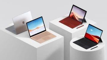 Los nuevos dispositivos Surface llegarán a España durante las próximas semanas 1
