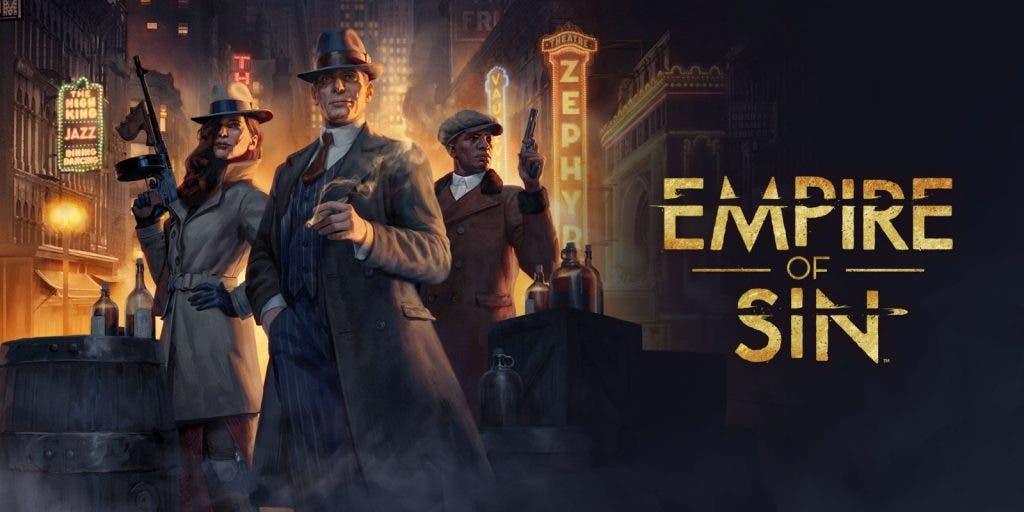 Empire of Sin llegará a Xbox Game Pass a mediados de marzo