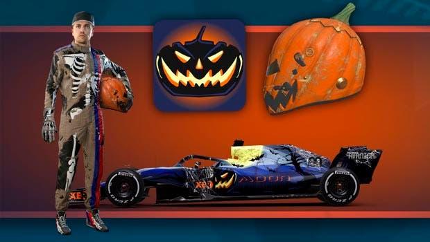 F1 2019 también celebra Halloween con un buen número de DLCs cosméticos 2
