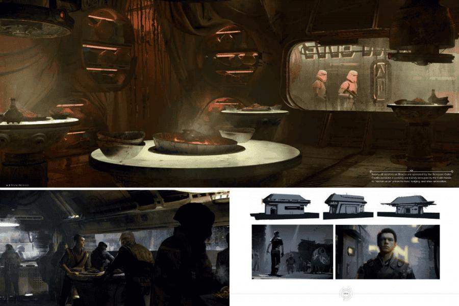 Primer vistazo al libro de arte de Star Wars Jedi: Fallen Order y a sus dos ediciones 3