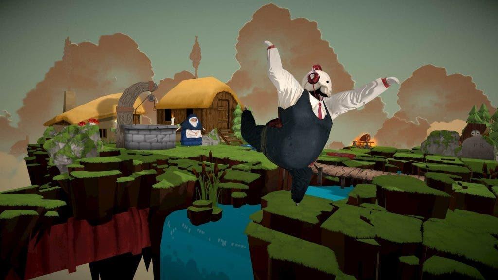 Análisis de Felix The Reaper - Xbox One 1