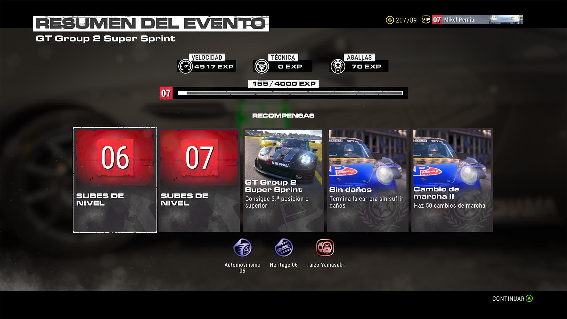Análisis de GRID - Xbox One