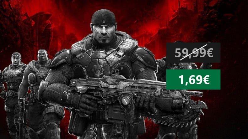 Consigue Gears of War: Ultimate Edition al menor precio jamás visto 1