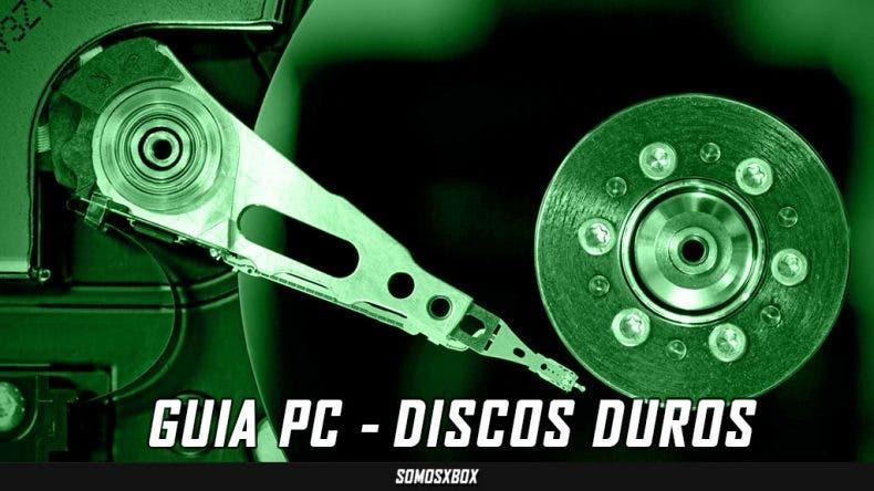 [GUIA PC] Que debes considerar para elegir... disco duro 1