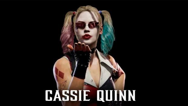 Harley Quinn se prepara para llegar a Mortal Kombat 11 para hacer compañía al Joker 1