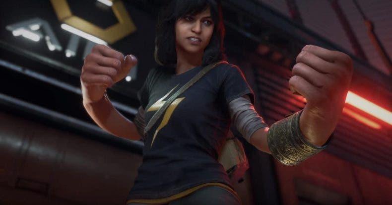Kamala Khan se presenta para Marvel's Avengers en un nuevo tráiler de la historia 1