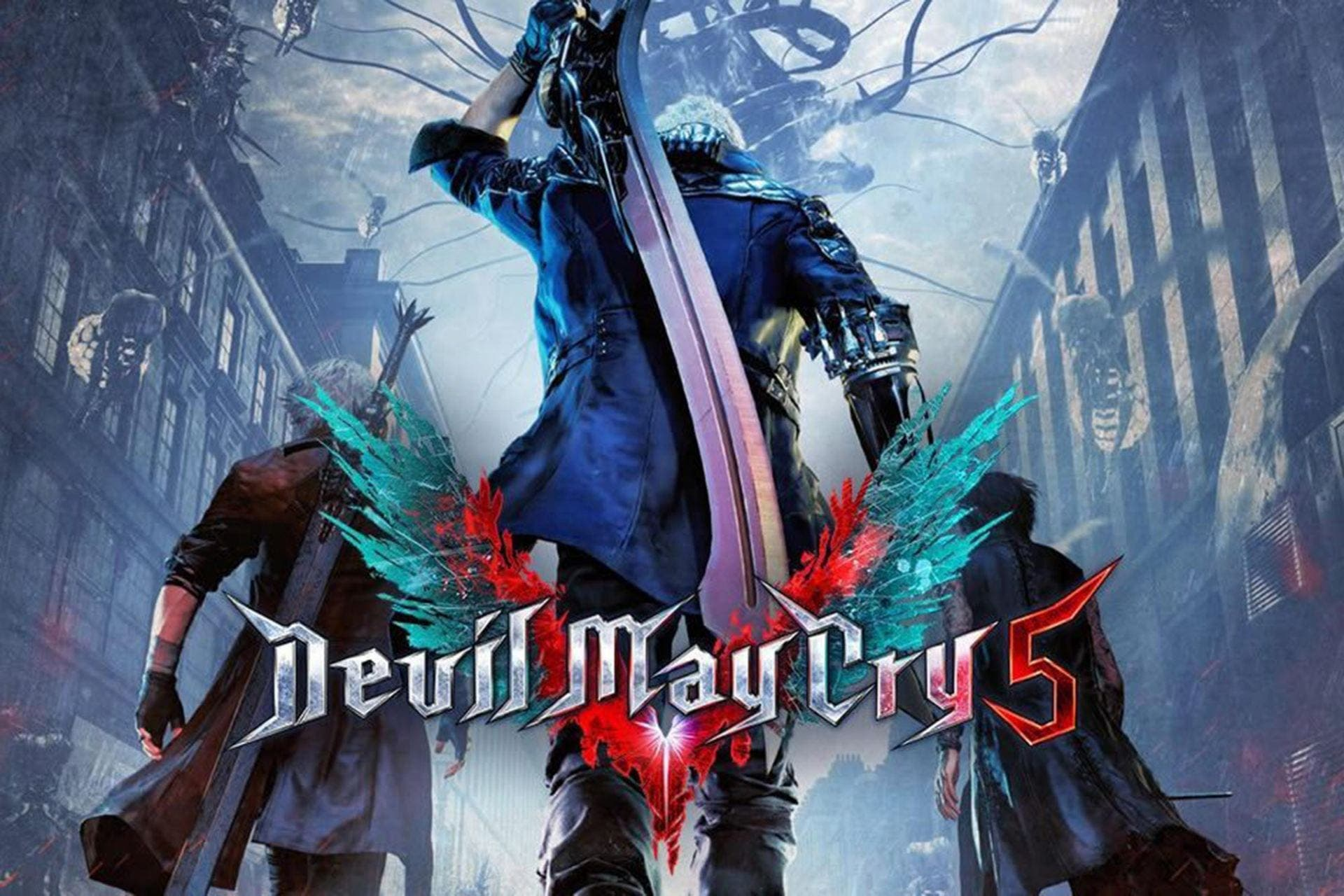 El DLC de Vergil en Devil May Cry 5 llegará más tarde a Xbox One