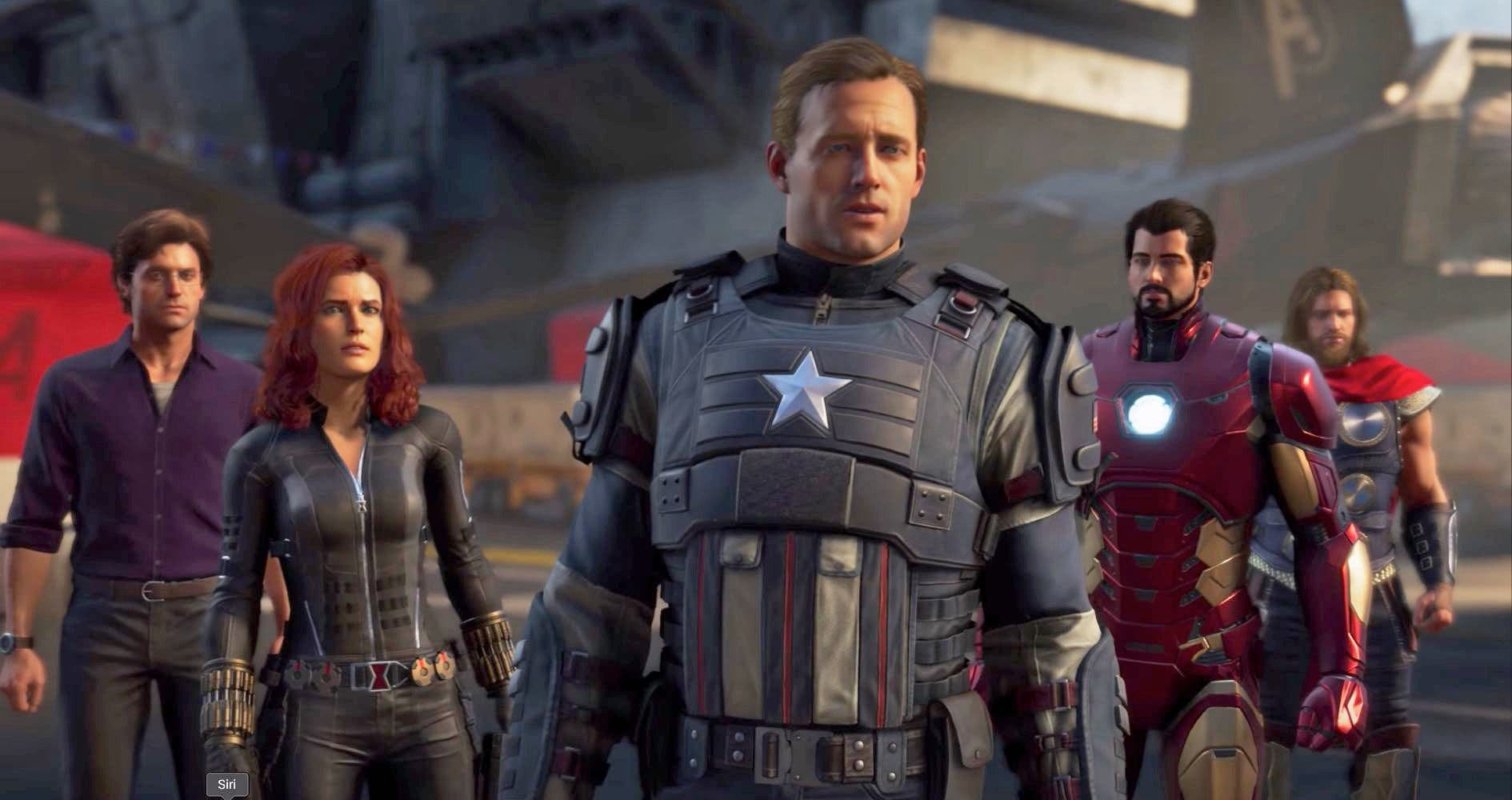 Comparan el gameplay de Marvel's Avengers para comprobar si hay downgrade 7