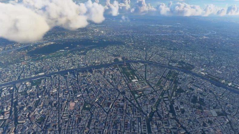 Así lucen las ciudades más bellas del mundo en Microsoft Flight Simulator 1