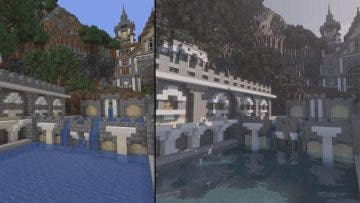 El mod Continuum Shader de Minecraft ofrece un resultado ultrarealista espectacular 2