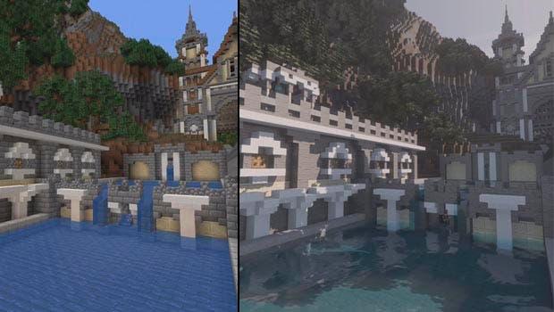 El mod Continuum Shader de Minecraft ofrece un resultado ultrarealista espectacular 1