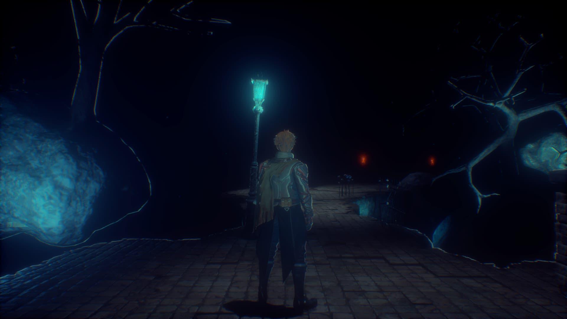 Análisis de Code Vein - Xbox One 2