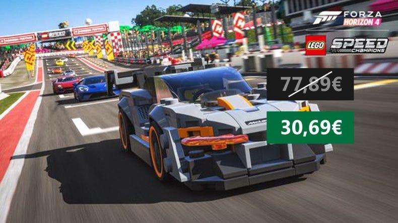 Forza Horizon 4 + Lego Speed Xbox One a muy buen precio 1