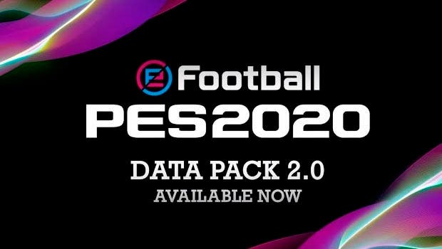 Ya disponible el Data Pack 2.0 para eFootball PES 2020 1