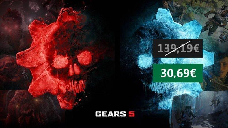 Consigue Gears 5: Bundle Pack a un precio alucinante 1