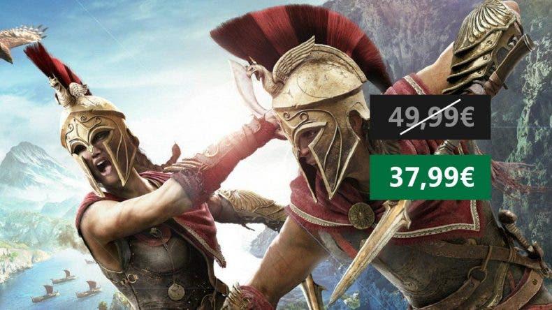 Consigue Assassin's Creed Odyssey + Origins a un gran precio 1