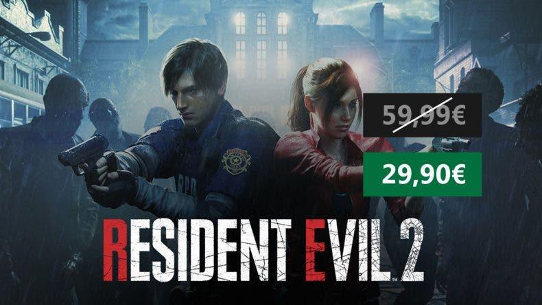 Suculenta oferta de Resident Evil 2 - Edición Estándar 1