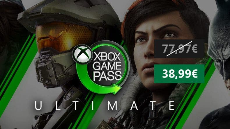 Oferta 3 Meses Xbox Game Pass Ultimate + 3 Meses Gratis 1