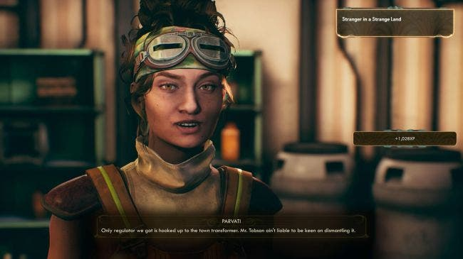 Aliados The Outer Worlds