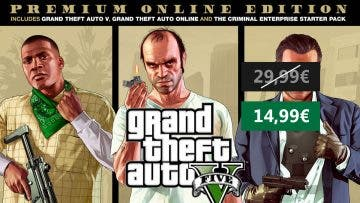 Oferta GTA V Premium Edition Xbox One 2