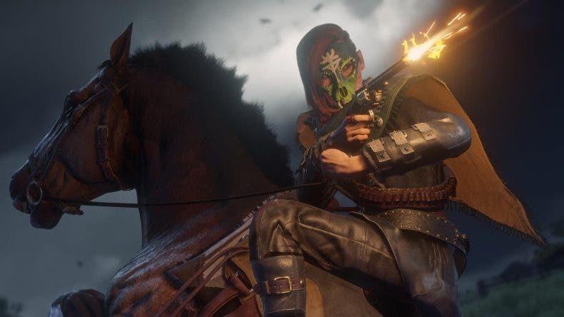 Red Dead Online se prepara para Halloween, con un fugitivo que capturar y mucho contenido 1