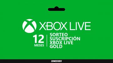 Sorteamos 12 meses de Xbox Live Gold 4