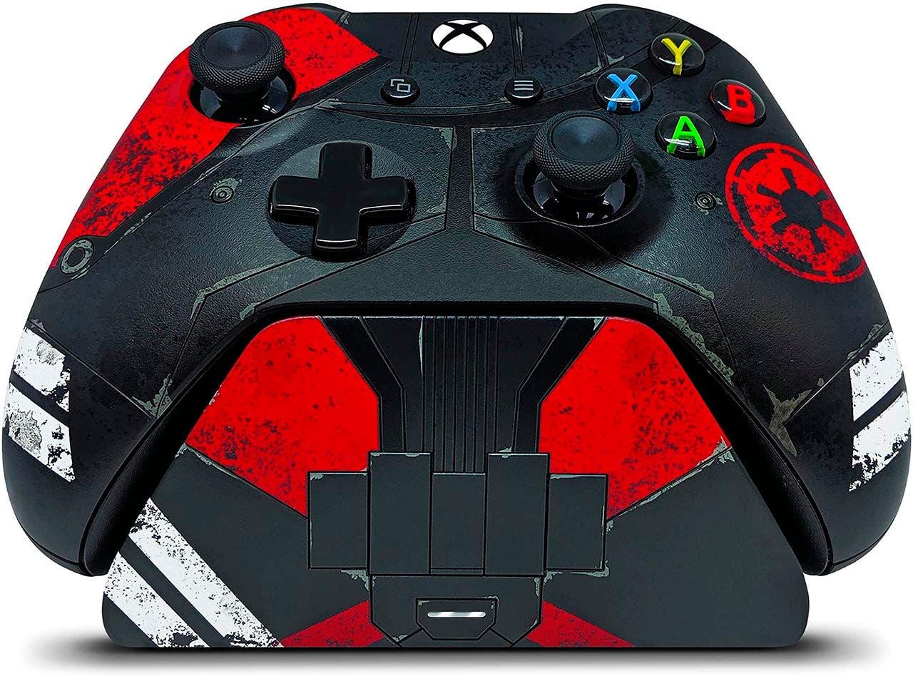 Así de espectacular es el mando especial de Xbox One basado en Star Wars Jedi: Fallen Order