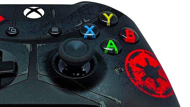 Así de espectacular es el mando especial de Xbox One basado en Star Wars Jedi: Fallen Order 5