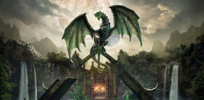 The Elder Scrolls Online presenta Dragonhold, una nueva expansión con dragones 1