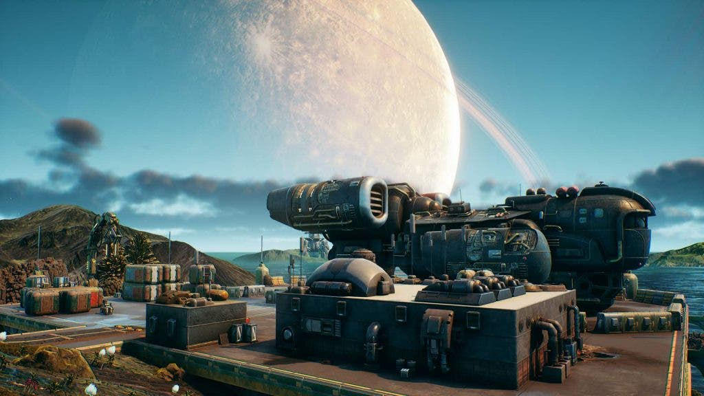 Análisis de The Outer Worlds - Xbox One 3