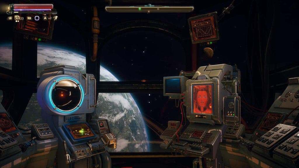The Outer Worlds - La Falible