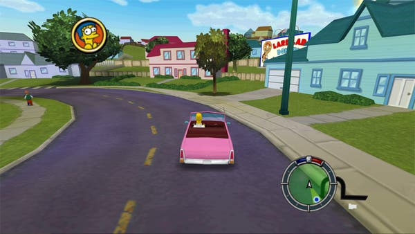 Los Simpsons: Hit & Run ¿Preferís un remake o un remaster? 2