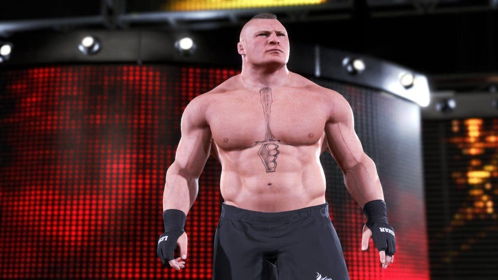 WWE 2K22 revela su primer trailer