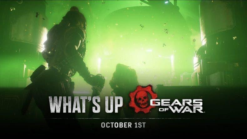 Este es el contenido de la primera actualización de Gears 5 1