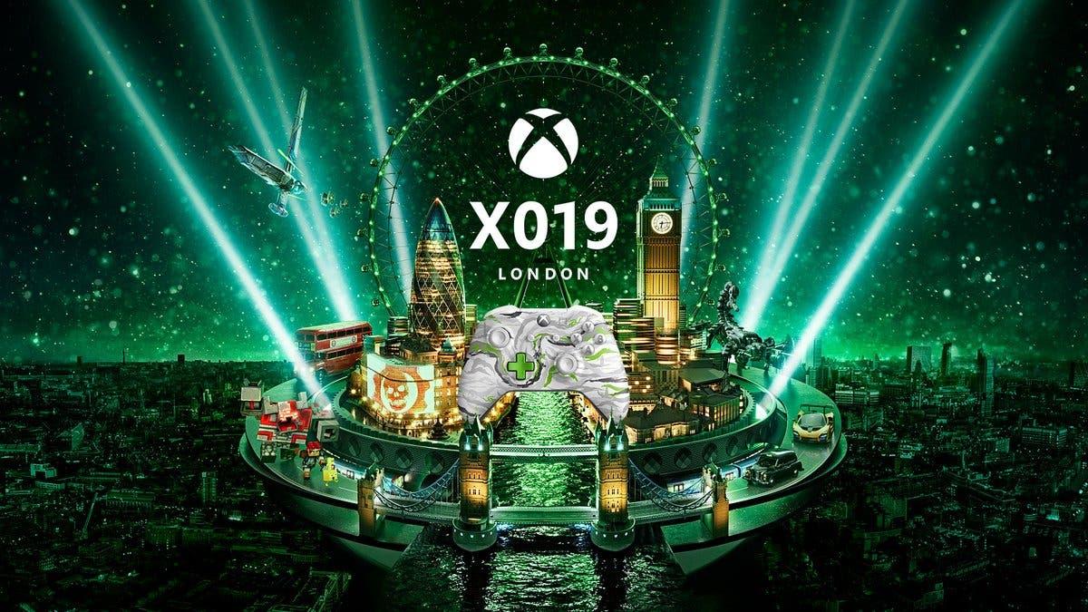 Estos serán los regalos por seguir el Inside Xbox del X019 de mañana 13
