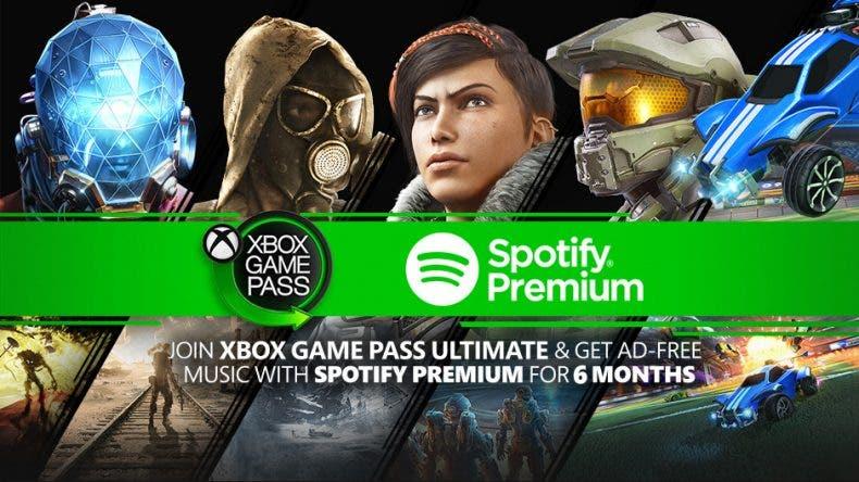 ¿Llegará la nueva suscripción de Xbox Game Pass y Spotify a España? 1