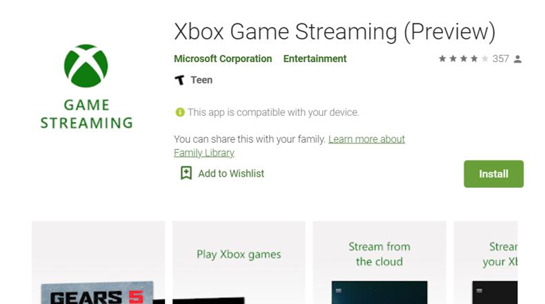 La versión de prueba Xbox Console Streaming comienza hoy 3