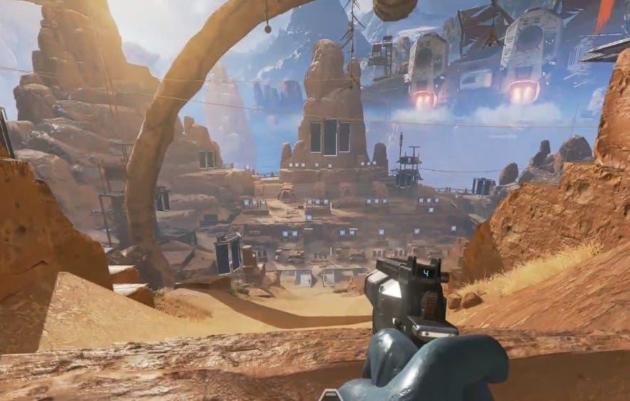 Respawn estaría trabajando en un nuevo mapa para Apex Legends