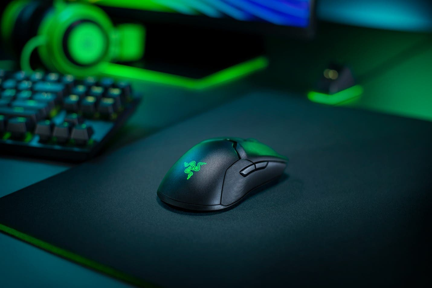 Este es el nuevo Razer Viper Ultimate Wireless, compatible con Xbox One 7