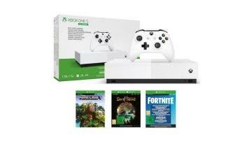 Comprar Xbox One S All-Digital Edition y la oferta de 3 meses de Xbox Game Pass Ultimate, mejor regalo estas Navidades 27
