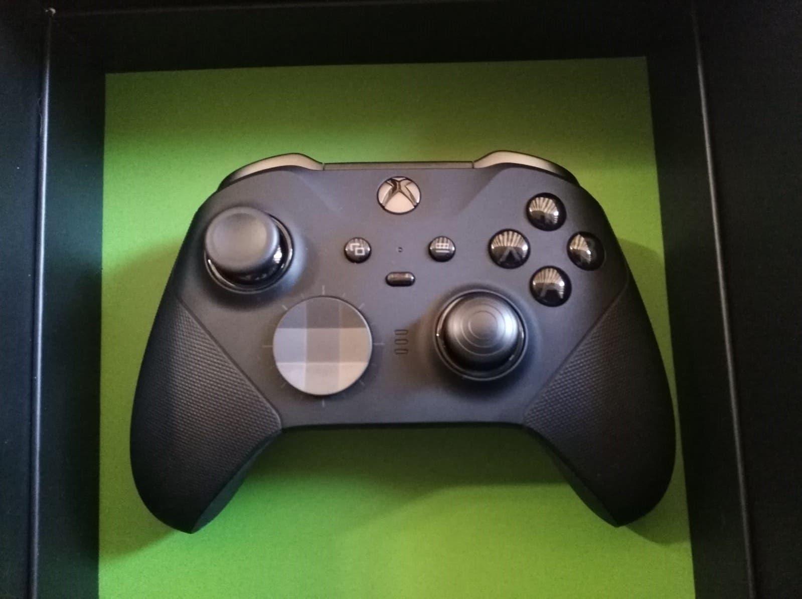 Análisis del mando Xbox Elite Series 2 4
