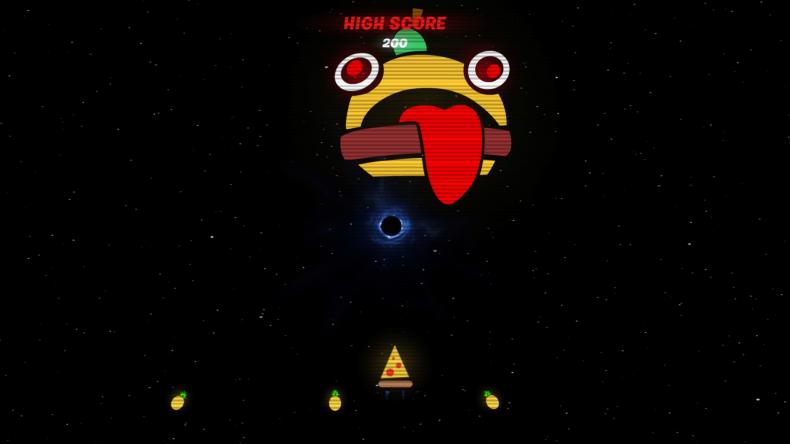 El agujero negro de Fortnite esconde un divertido minijuego 1