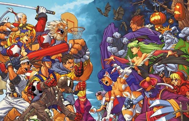 Darkstalkers y Rival Schools, posibles resurrecciones de Capcom 1