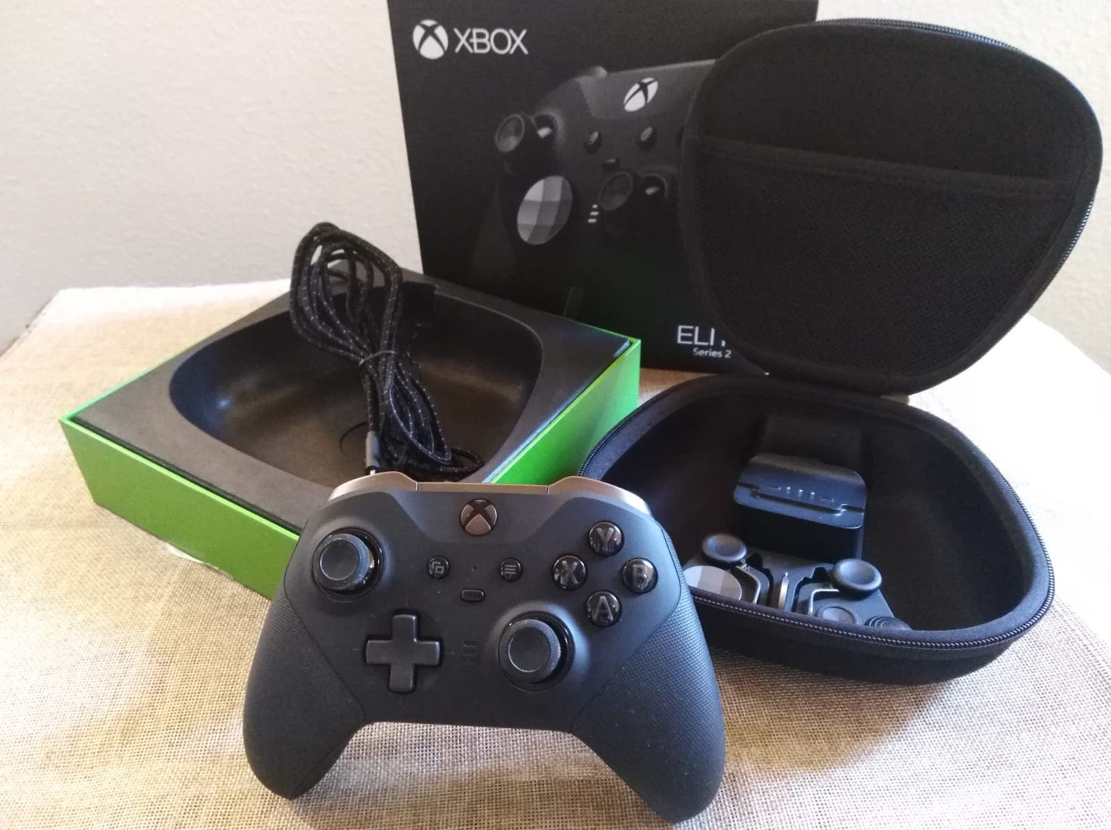 Análisis del mando Xbox Elite Series 2 2