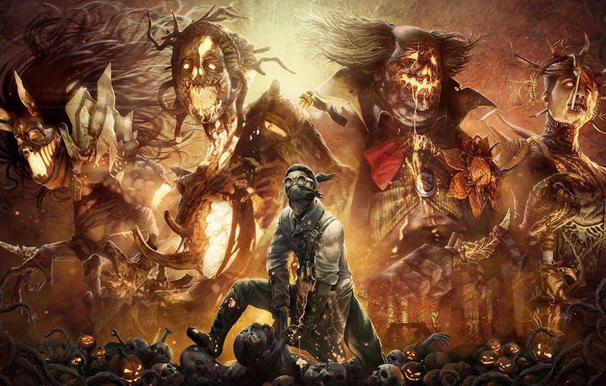 El evento de Halloween de Dead by Daylight se retrasa y genera confusión entre los usuarios 2